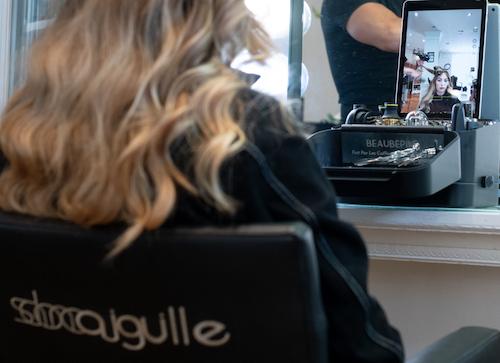 Salon Aiguille